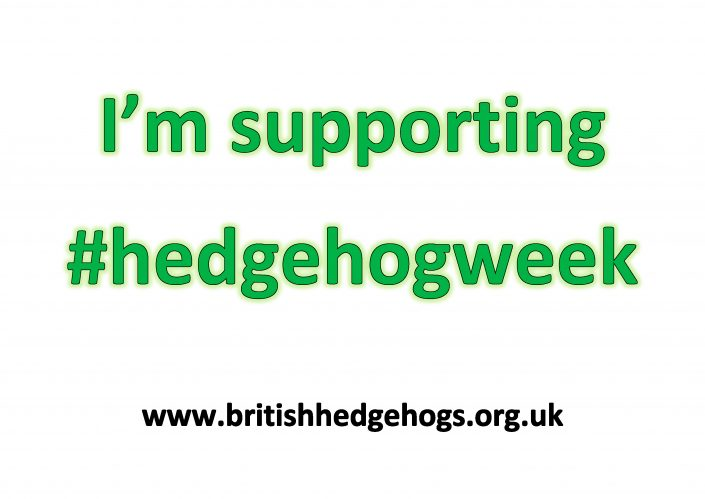 Hedgehog Week